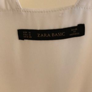 Zara Tops - Gorgeous silky blouse from Zara